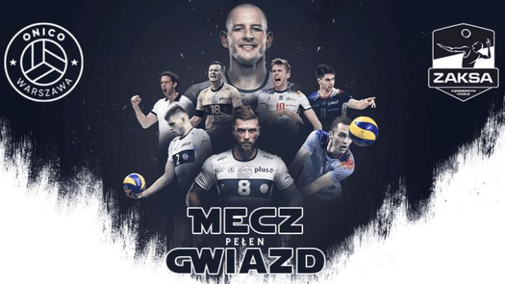 Onico Warszawa zagra z ZAKSĄ w Częstochowie 2