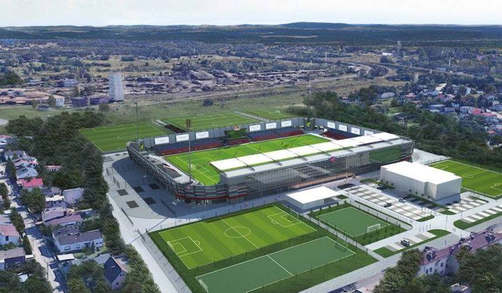 Przetarg na przebudowę Miejskiego Stadionu Piłkarskiego Raków rozstrzygnięty! Prace mają trwać 8 miesięcy od momentu podpisania umowy 1