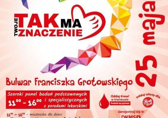 Lubliniec. IV edycja Twoje Tak ma Znaczenie 2019 1