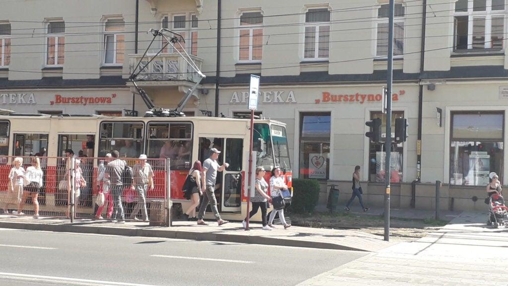 Od weekendu miasto bez tramwaju 1