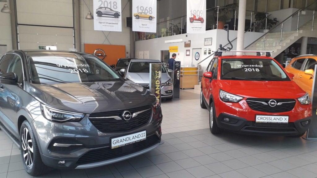 Dwadzieścia powodów, by świętować z firmą Opel Polaczek 1