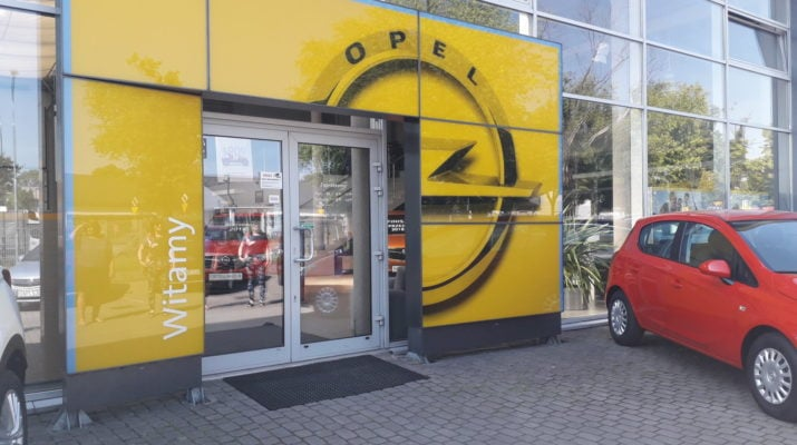 Dwadzieścia powodów, by świętować z firmą Opel Polaczek 3