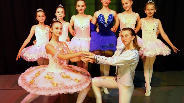 Uroczyste pokazy baletowe 8