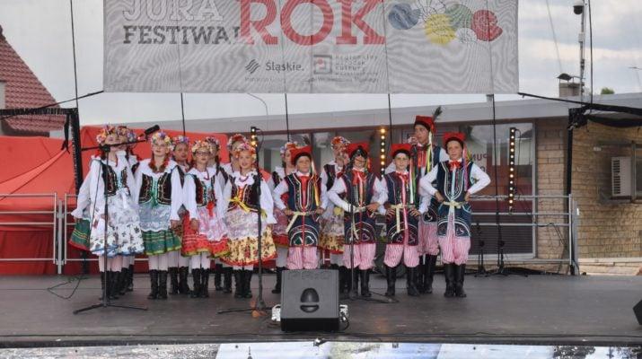Kłobuck. Jura ROK Festiwal w sercu Kłobucka 10