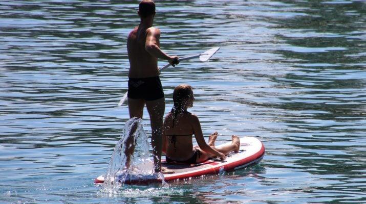 Rysowali, jak bezpiecznie zachowywać się nad wodą 5