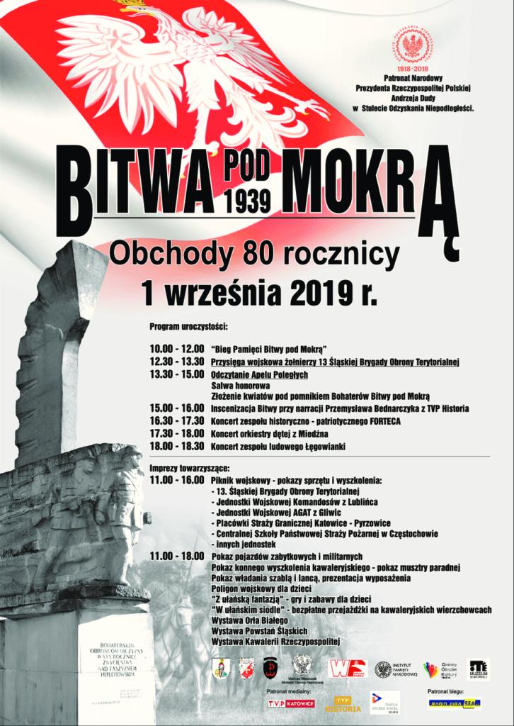 80. rocznica Bitwy pod Mokrą 1