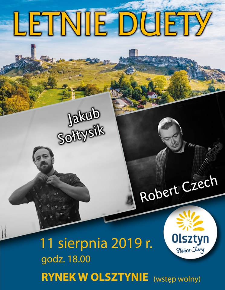 Kolejny koncert na olsztyńskim Rynku 1