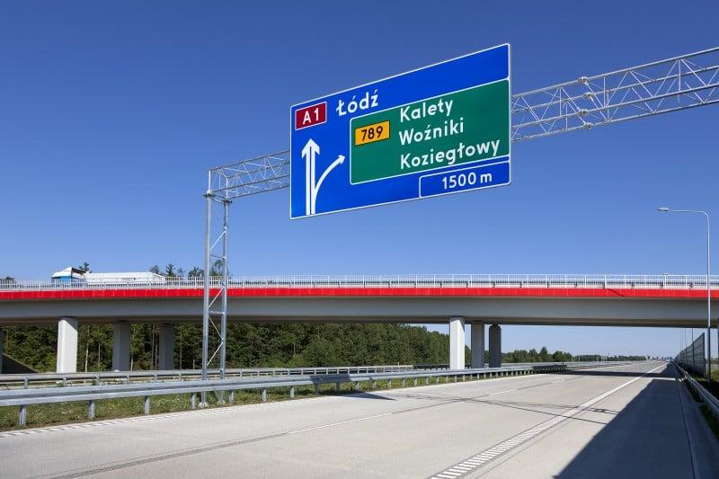 Dziś oficjalne otwarcie fragmentu A1 Częstochowa Południe - Pyrzowice 2