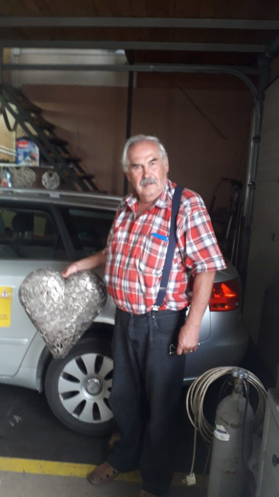 Ślusarz o wielkim sercu 1