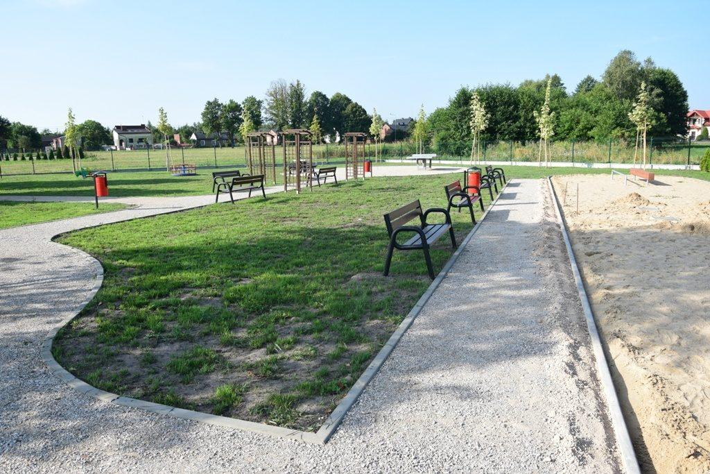 Nowy park, nowe miejsce dla mieszkańców 1