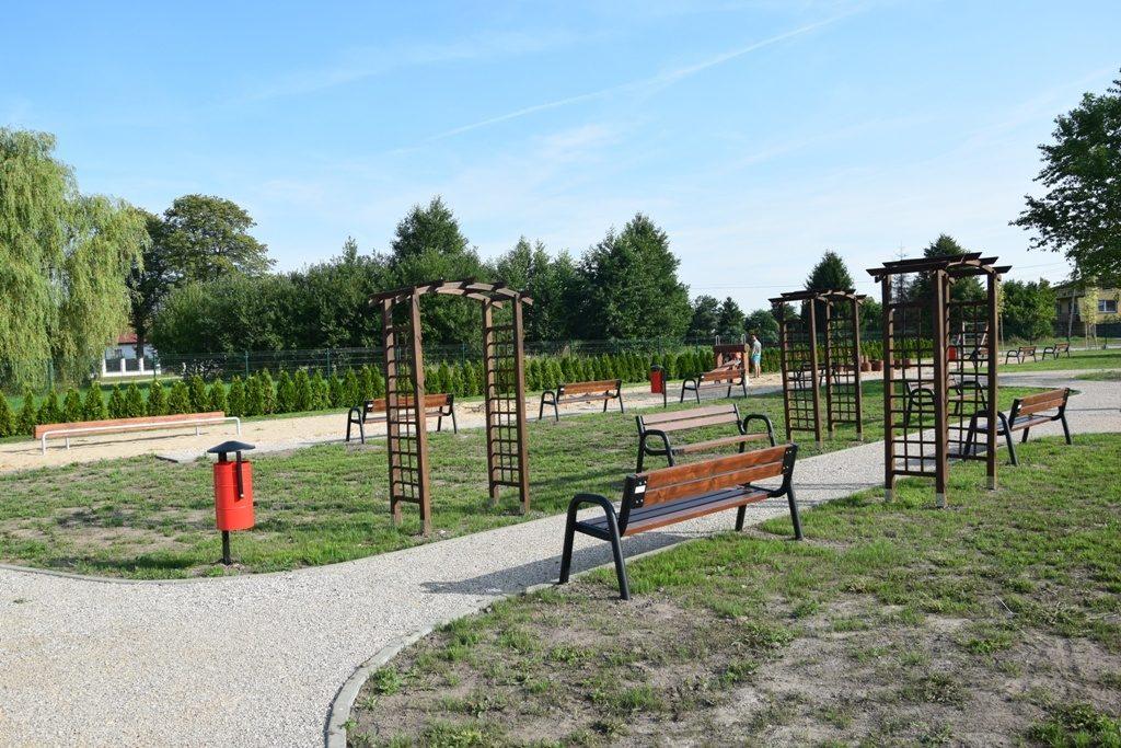 Nowy park, nowe miejsce dla mieszkańców 7