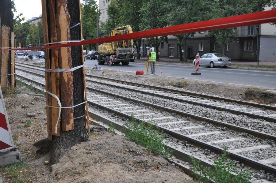 Na tramwaje  musimy jeszcze poczekać 5