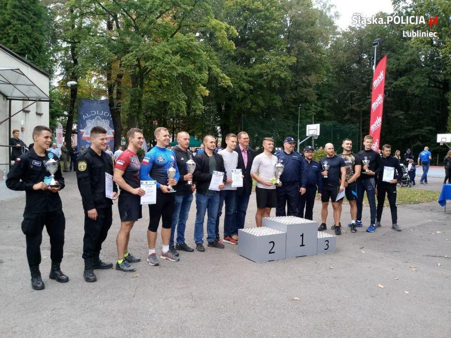 Lublinieccy policjanci najlepsi 1
