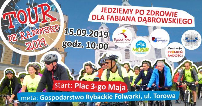 Charytatywny Tour de Radomsko 3