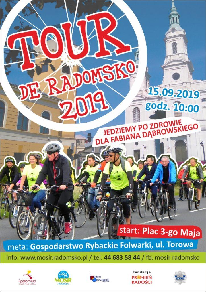 Charytatywny Tour de Radomsko 1