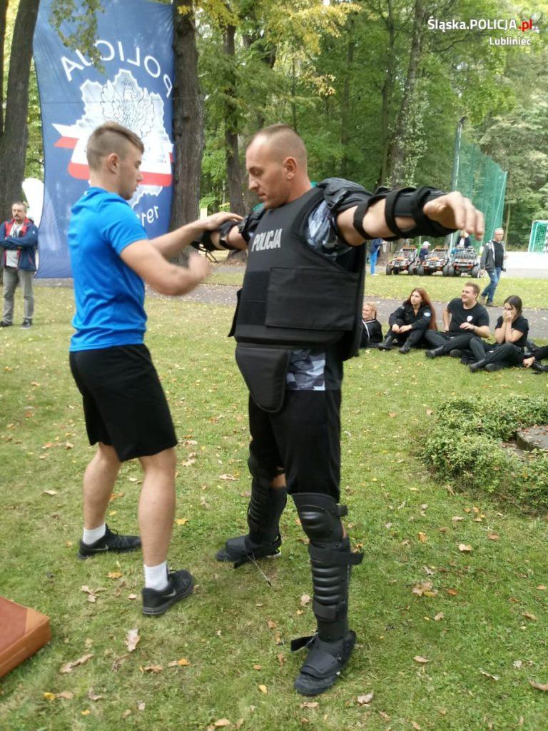 Lublinieccy policjanci najlepsi 2