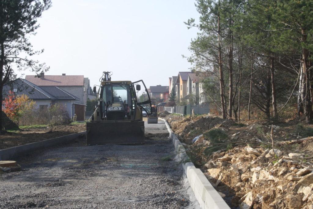 Nowa kanalizacja i drogi 1