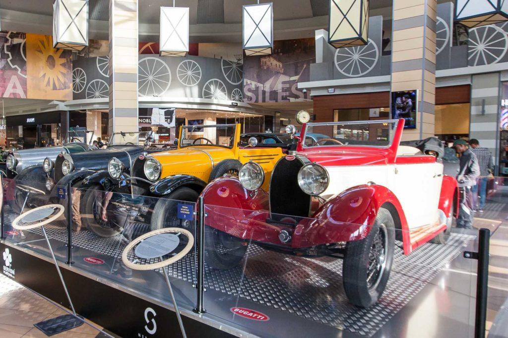 Bugatti w Silesia City Center - niebywała gratka dla fanów motoryzacji !!! 1