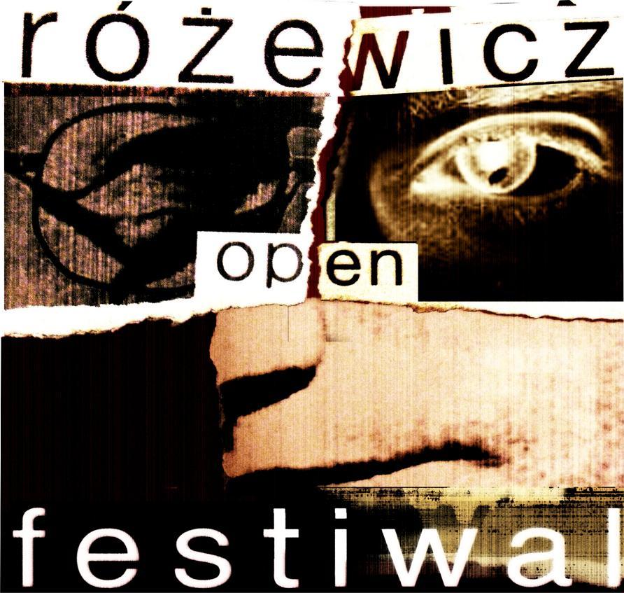 Festiwal poświęcony braciom Różewiczom 1