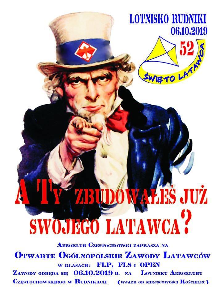 Aeroklub Częstochowski zaprasza na 52. Święto latawca 1