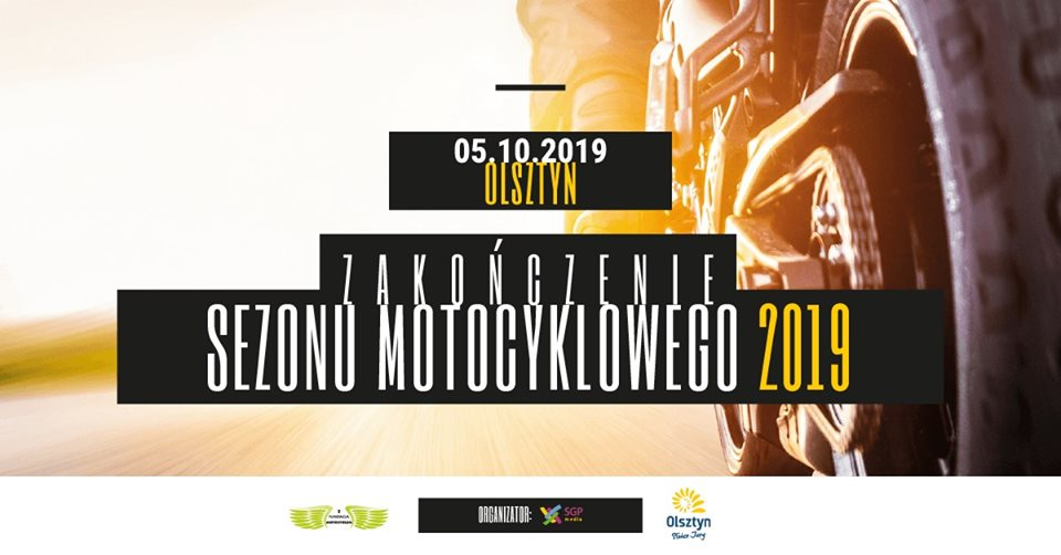 Motocykliści kończą sezon pod zamkiem 1