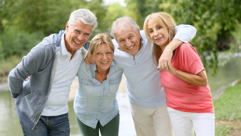 Seniorzy także potrafią się bawić 1