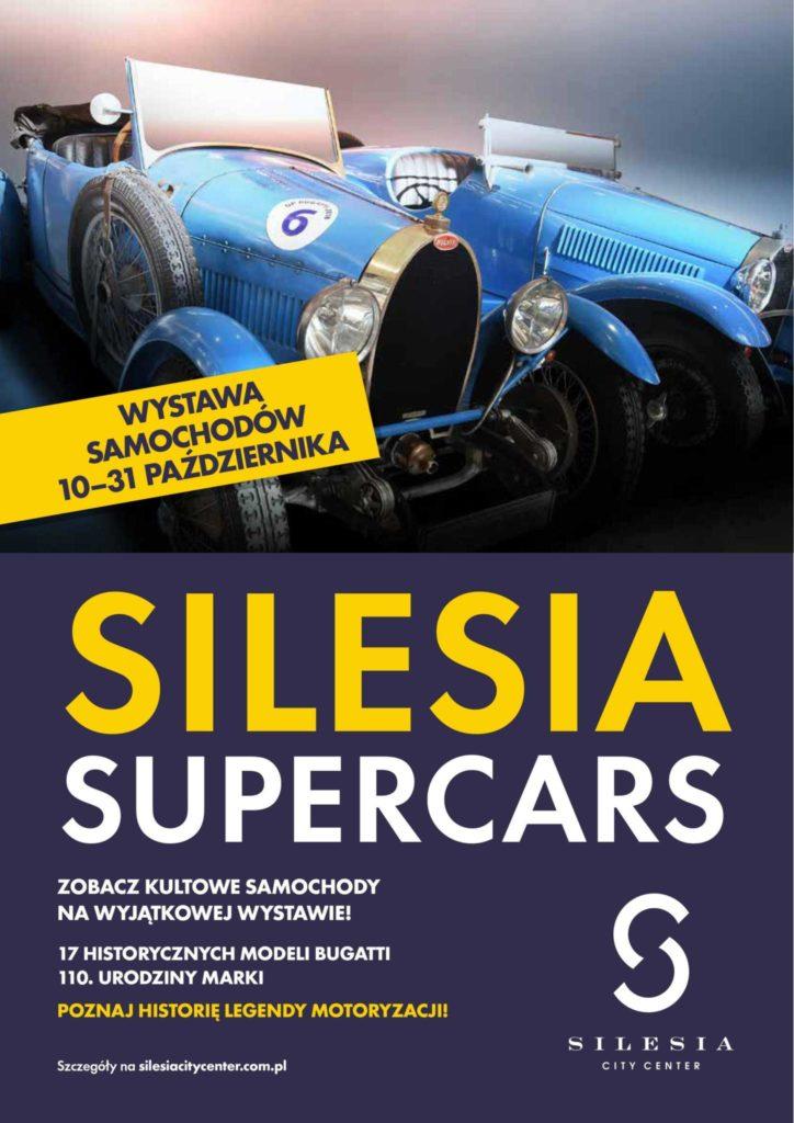 Bugatti w Silesia City Center - niebywała gratka dla fanów motoryzacji !!! 2