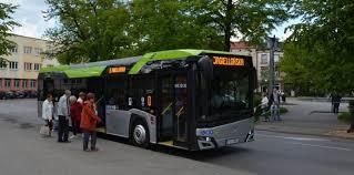 Miasto testuje nowe urządzenia dla pasażerów 1