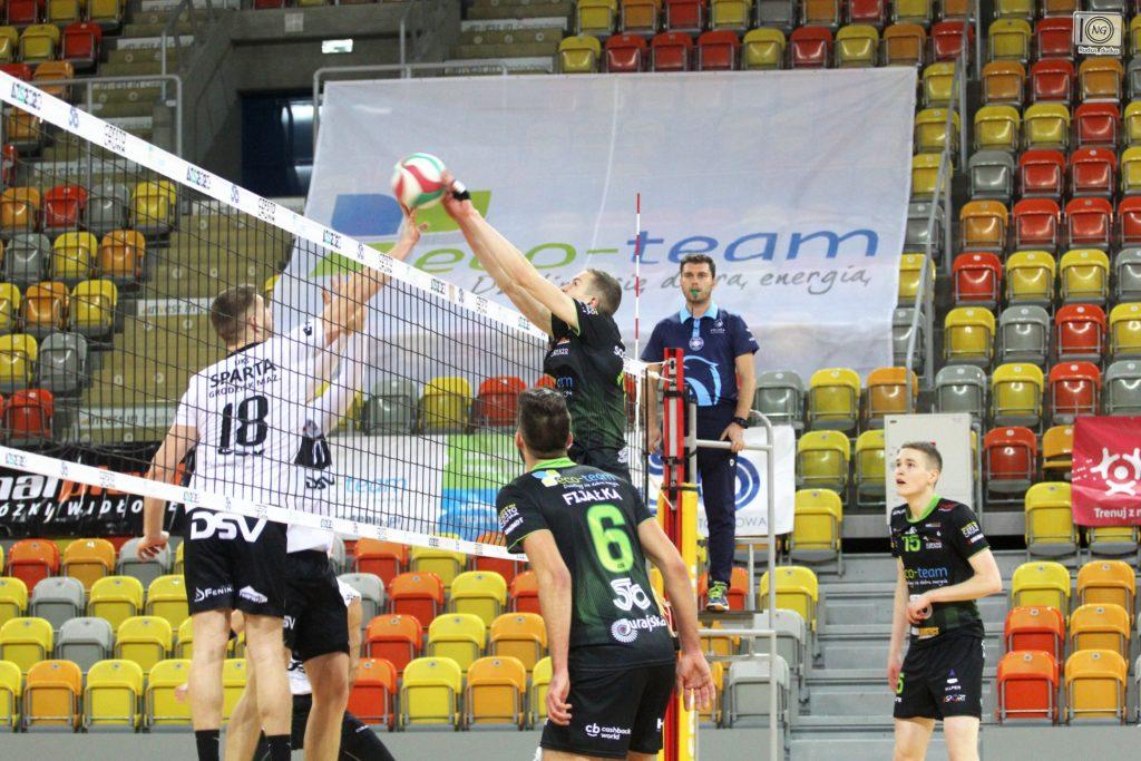 Eco Team AZS zagra o brąz mistrzostw Polski juniorów. Hemarpol Norwid MP zakończył na 6. miejscu. 1