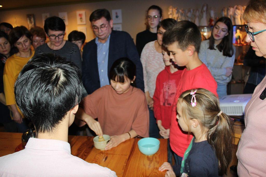 Spotkanie z kulturą Japonii w MDK Lubliniec 1