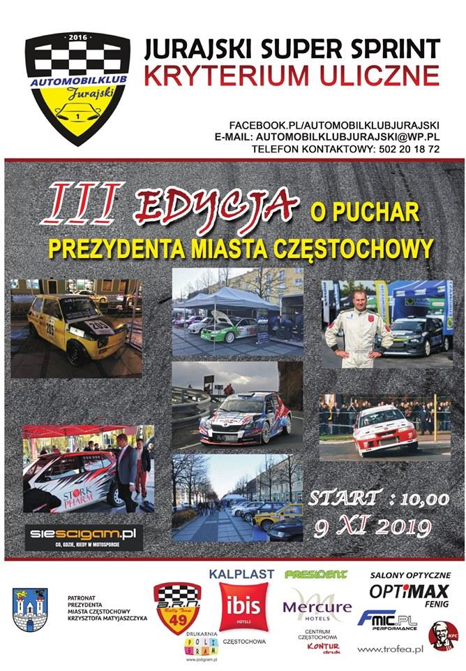 III Jurajski Super Sprint o Puchar Prezydenta Miasta Częstochowy 3