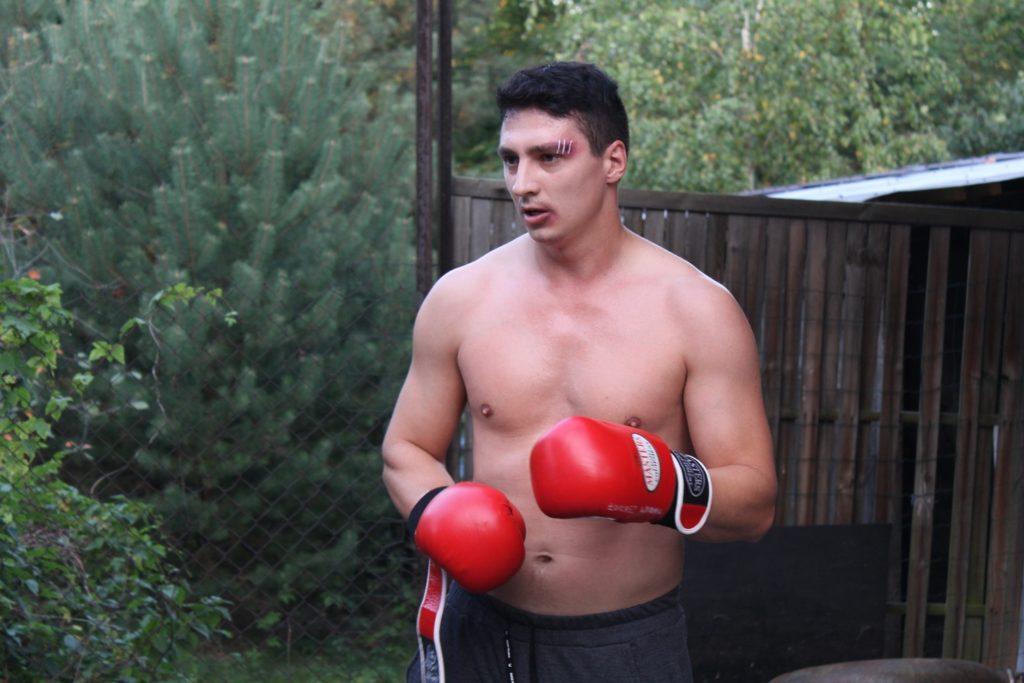 Serce do kickboxingu w kinach. 1