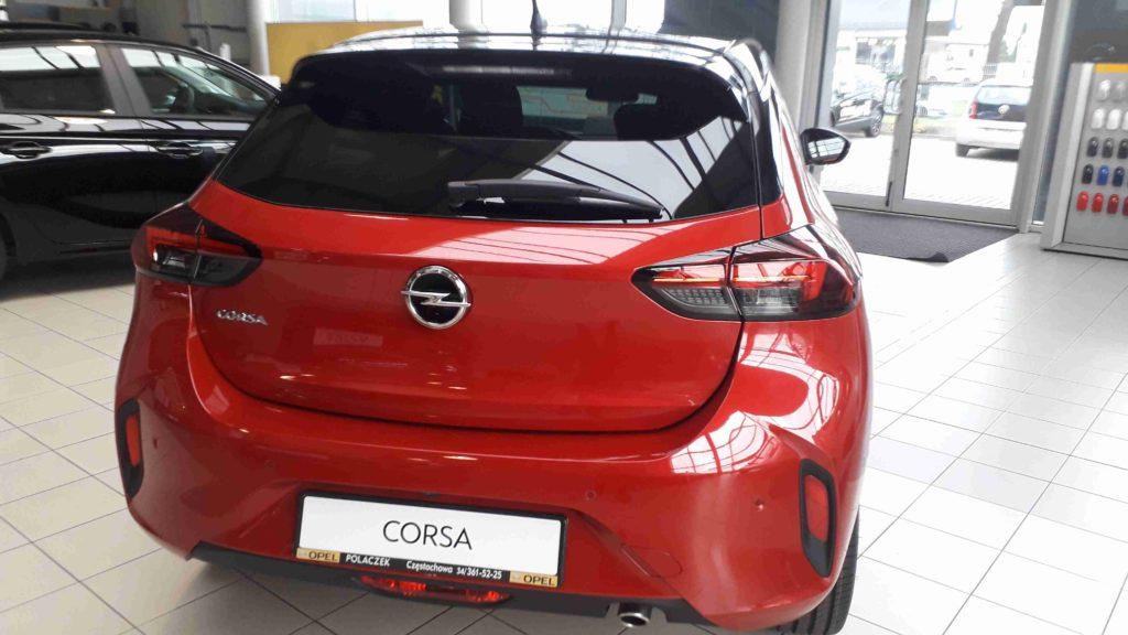 Nowa Corsa na Mikołajki - już w Częstochowie !!! Opel Polaczek zaprasza na prezentację 1
