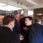 Spotkanie otwarte Loży Biznesowej klubu Skra Częstochowa 1
