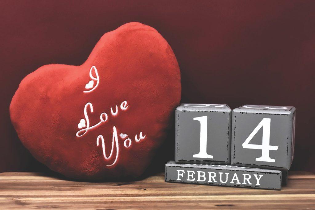 Walentynki 14 lutego