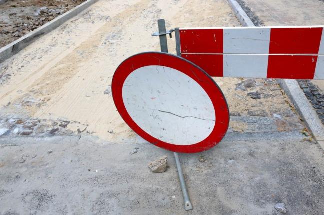 Rondo na skrzyżowaniu ulic Legionów i Żużlowej przebudowywane. Od jutra utrudnienia 2