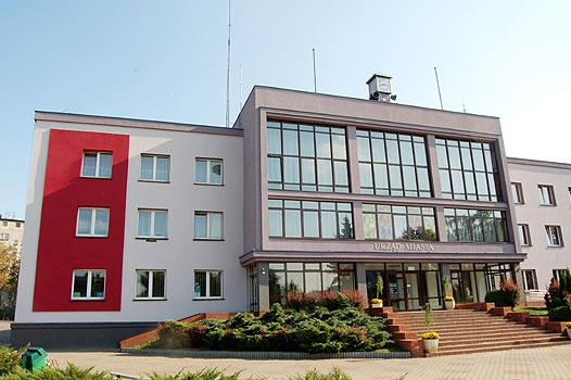 W Myszkowie urząd zamknięty, parkingi darmowe 2