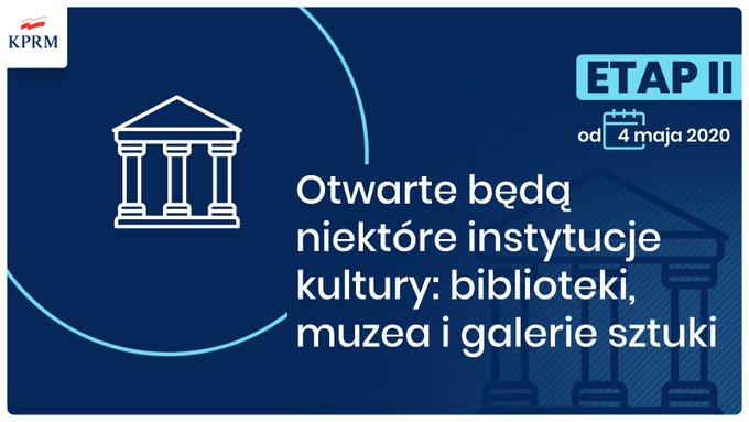 Powraca handel w galeriach handlowych, żłobki i przedszkola będą otwierane 2