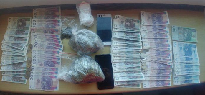 Areszt dla dilera narkotyków 3