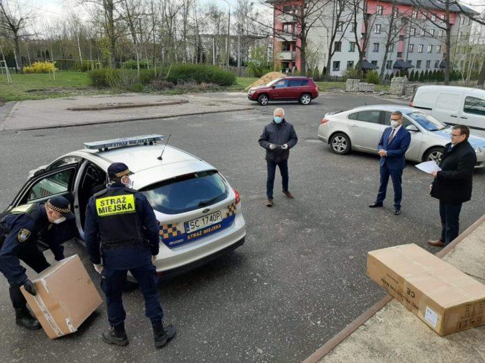 Strażnicy miejscy doposażeni, mogą bezpiecznie pracować 2