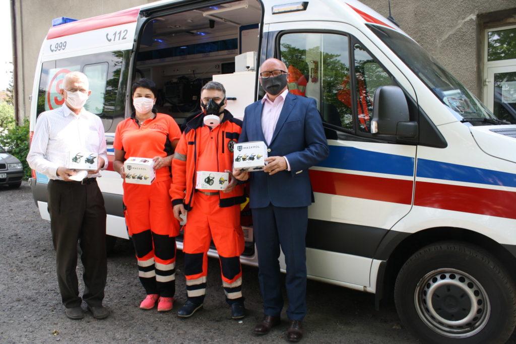 Maski dla ratowników 1