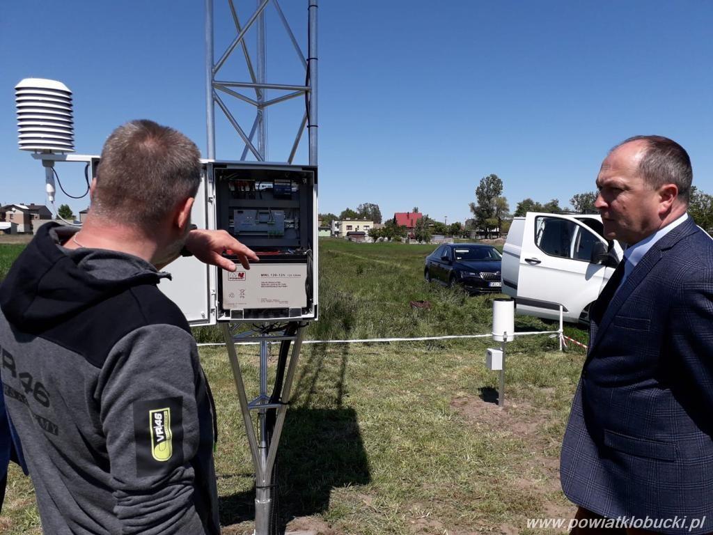 W Opatowie monitorują suszę 3