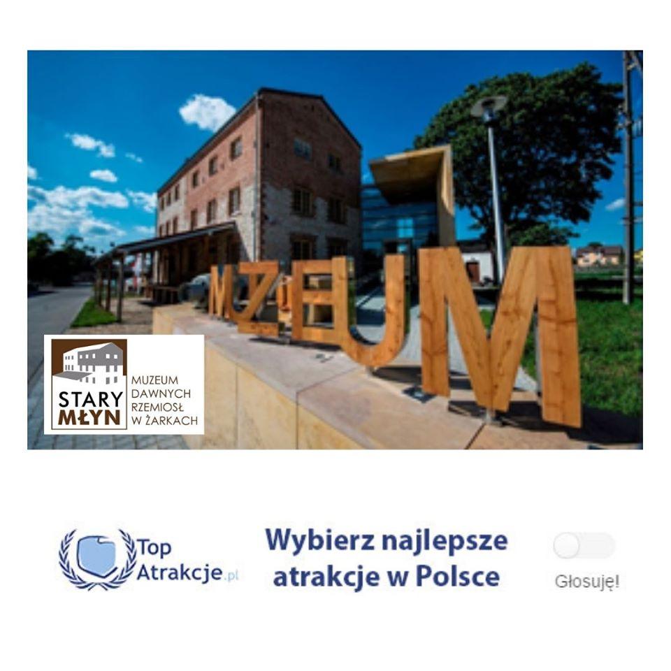 Muzeum z Żarek walczy o tytuł atrakcji turystycznej roku 1