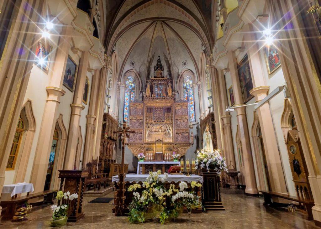 Parafia pw. Przenajświętszej Trójcy w Wilamowicach