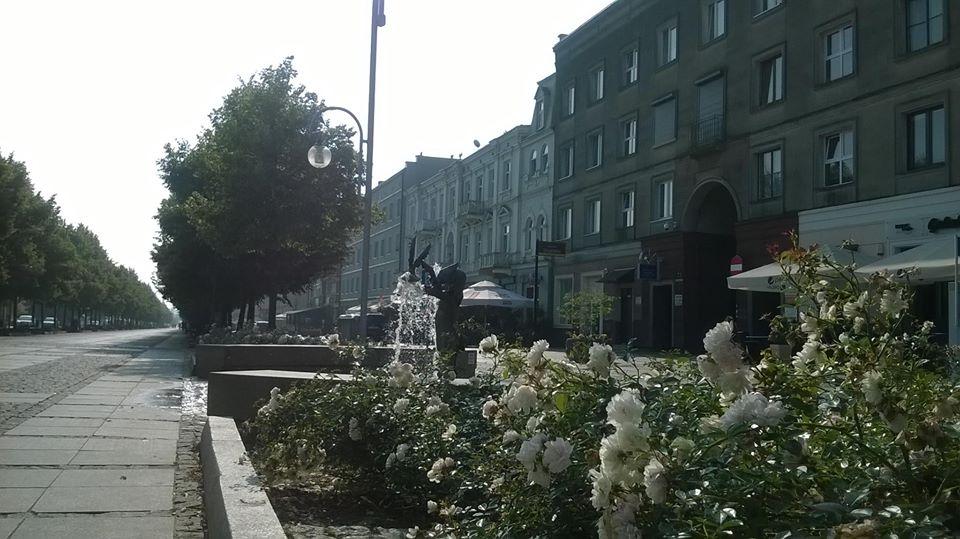 Koronawirus wyłączył tego lata miejskie fontanny 1