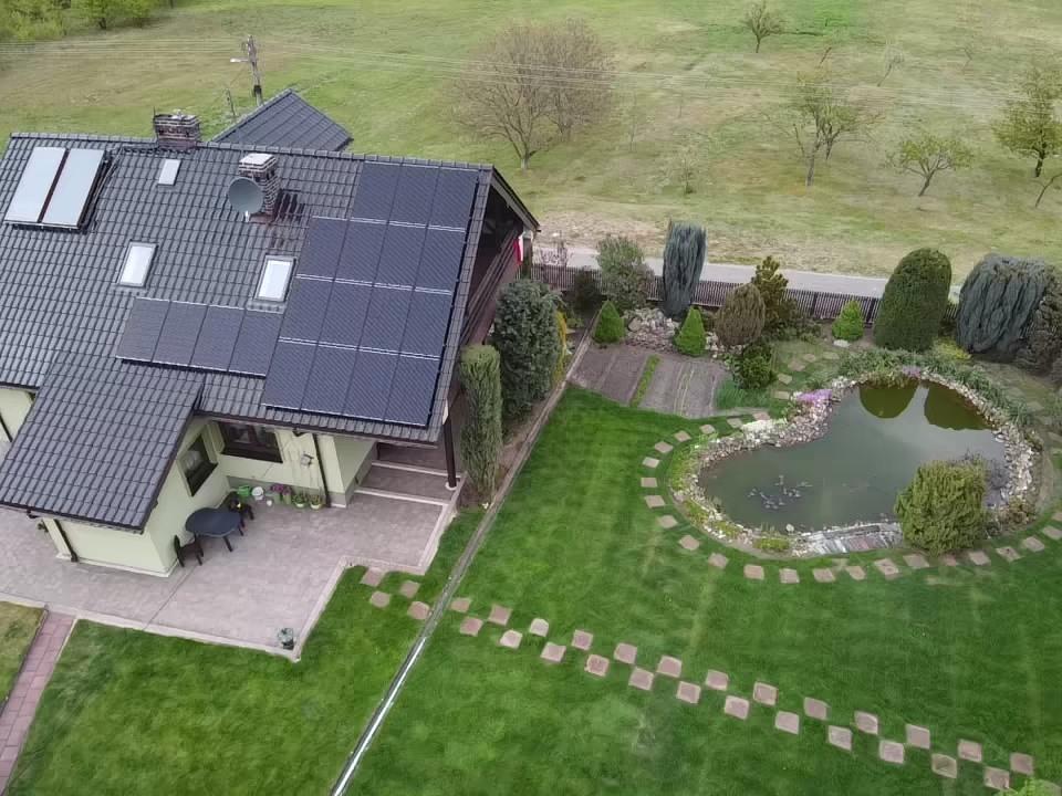 Energia odnawialna ma przyszłość. Słońce dla naszego domu. 1