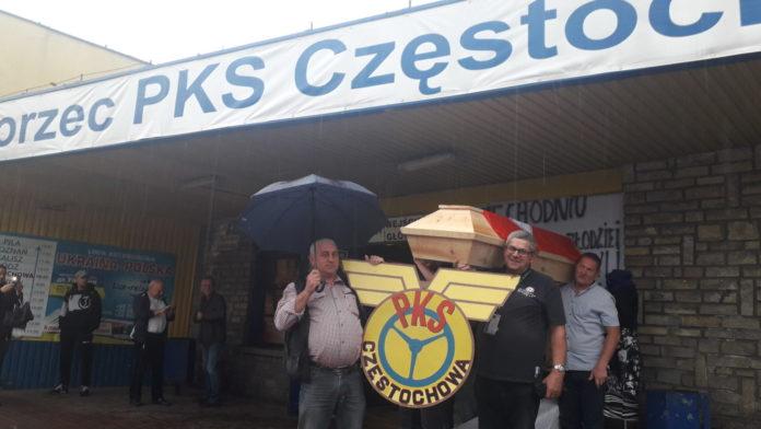 PKS Częstochowa - pożegnanie z przewoźnikiem? 2