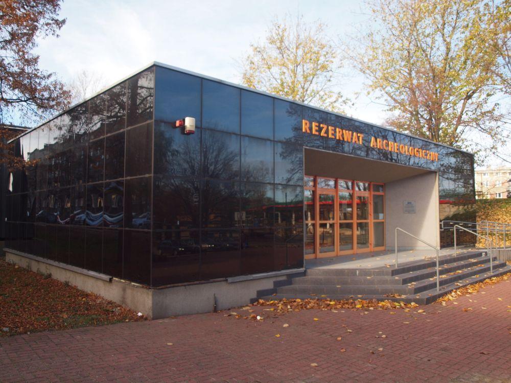 Równo 55 lat temu otwarto Rezerwat Archeologiczny w Częstochowie-Rakowie 1965-2020. 1
