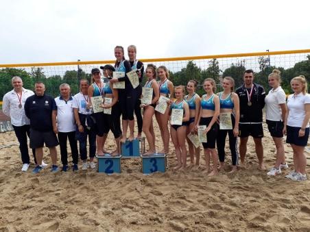 Siatkówka plażowa - sukcesy Częstochowian 2