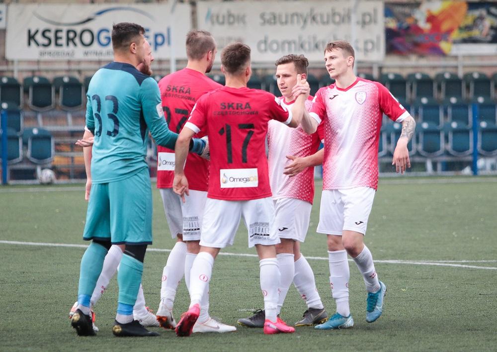 SKRA Częstochowa odprawia wicelidera, GKS Katowice 1
